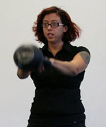 Stephanie Woods Kettlebell Swing thumbnail